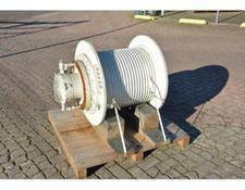 Zollern Winch ZHP 4.27 22 ton free fall winch NE