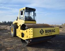 Bomag single drum compactor BW 216 DH-4