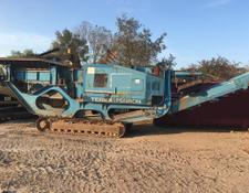 Terex jaw crusher Pegson Metrotrak HA