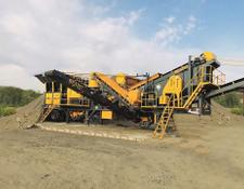 Fabo MCK-65 MOBILE CRUSHING & SCREENING PLANT FOR GRANIT