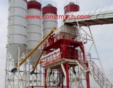 Constmach concrete plant 160 m3/h CAPACITY FIX TYPE CONCRETE PLANT | LEADING COMPANY OF T