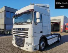 Daf XF 105.460 / Intarder / German