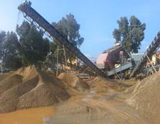 Fabo STATIONARY TYPE 100-180 T/H CRUSHING & SCREENING PLANT