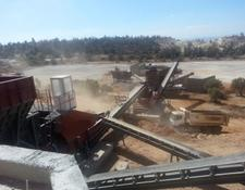 Fabo STATIONARY TYPE 250-350 T/H CRUSHING & SCREENING PLANT