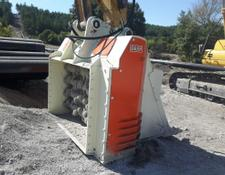 GALEN crushing bucket Impact Screening Bucket
