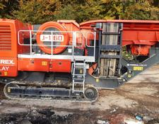 Terex-Finlay jaw crusher J-1160