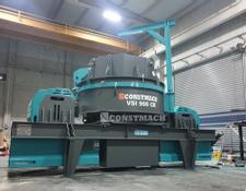 Constmach impact crusher VERTICAL SHAFT – VSI 900 CR
