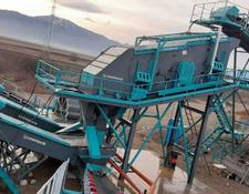 Constmach crushing plant High Quality And Best Prices Screw Sand Washing Machine