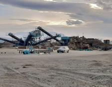 Constmach crushing plant SAND SCREENING AND WASHING PLANT