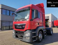 MAN TGS 18.400 4x2 BLS-TS / Intarder / German