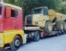 ABG articulated dump truck x