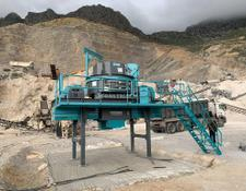 Constmach crushing plant Vertical Shaft Impact Crusher For Sale - Capacity: 60-640TPH