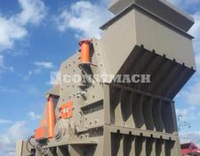 Constmach impact crusher SECONDARY IMPACT CRUSHER – 150-200 tph CAPACITY – DELIVERY FROM